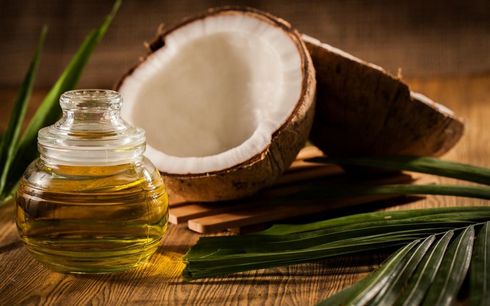 Article Huile de noix de coco vierge bio, substitut pour le beurre dans le cadre d'un régime alimentaire no glo, anti candida albicans